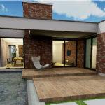 ogród paletteCAD VR wirtualna rzeczywistość palettecad program do projektowania domów program do projektowania elewacji