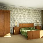 sypialnia projektowanie wnętrz Palette CAD