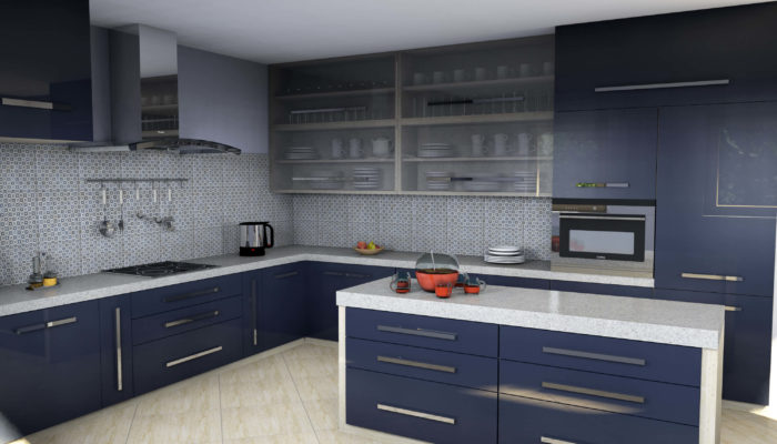 kuchnia projektowanie wnętrz Katowice PaletteCAD program do projektowania wnętrz