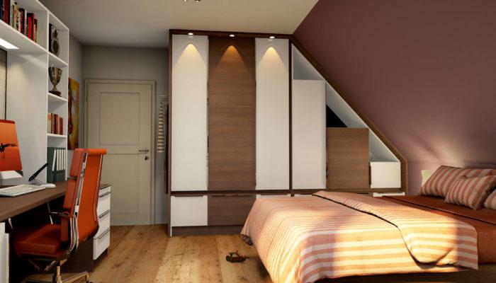 projektowanie sypialnia PaletteCAD program do projektowania