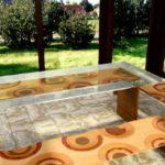 program do projektowania stolik i ogród