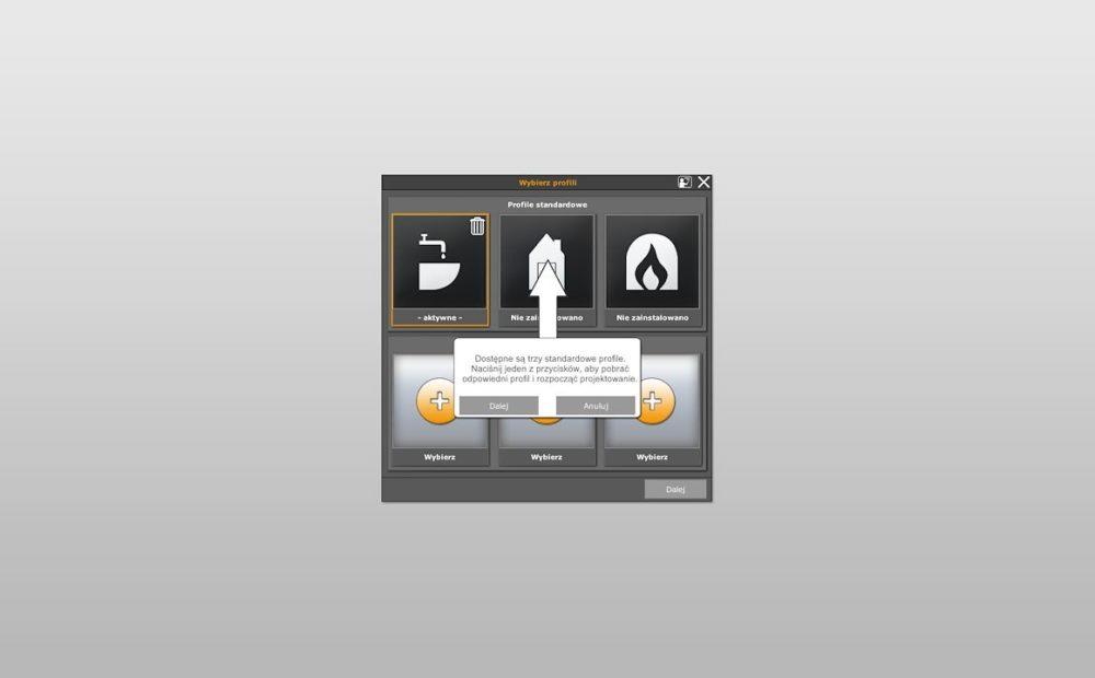 @home palette CAD dodatkowy program do projektowania wnętrz Palette@home