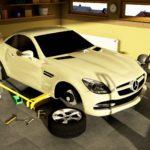 garaż wizualizacja w programie paletteCAD program do projektowania wnętrz mebli garażu