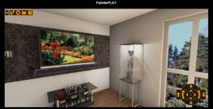 paletteCAD PLAY przeglądaj projekty wizualizacji