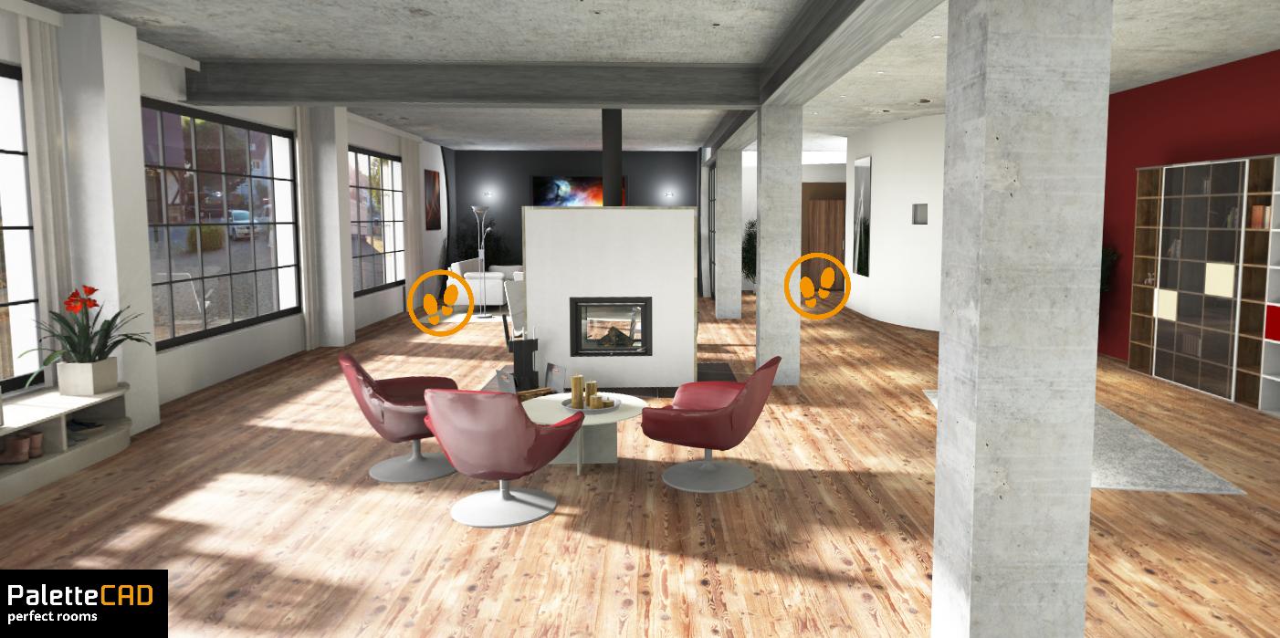 paletteCAD MOVE odkryj nowy świat podczas projektowania wnętrz